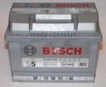 AKUMULATOR BOSCH 61Ah 600A