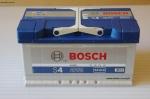 BOSCH S40 80Ah 740A